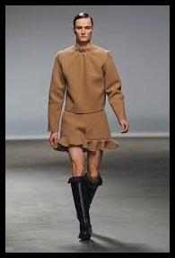 ジェンダーレスファッション-画像