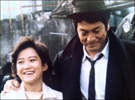 岡田有希子と峰岸徹