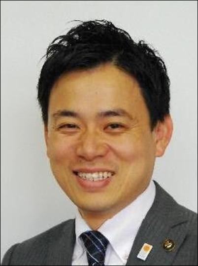 崎田恭平市長ー画像